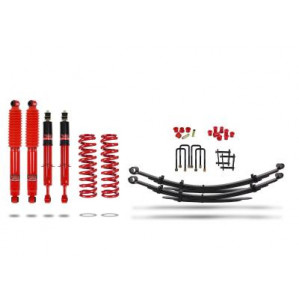 Outback 4x4 Kit (Rear leaf has14mm OD fixed eye pin) 915036 | Tuggl