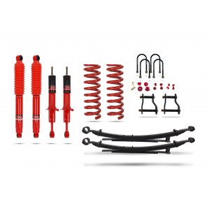 GVM+ Kit - 79 Series (excl 76 Series) Heavier Rear Spring 45325 GVM-TOY 78/79 HD