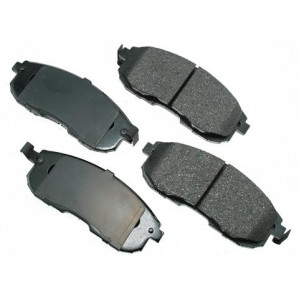 Premium Low Dust Brake Pads PACT815