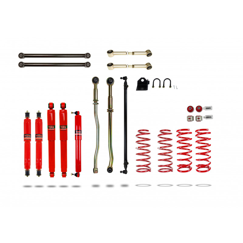Outback 4x4 Kit (Steering Damper with balljoint ends) 02/2000-on