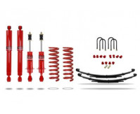 Expedition 4x4 Kit Under Axle (Excl 550 V6 Diesel Models) 912022