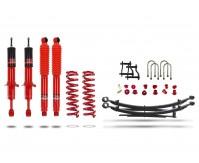 PX Ranger/BT50 2011-2015 Stage 3 Suspension Kit To Suit Dual Cab 915002-2