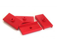 Urethane Leaf Spring Saddle Bush (4PKT) EP8207