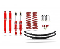 GVM+ Kit, Navara D40 (Under Axle) 45684 GVM-NAVARAD40