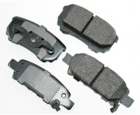 Premium Low Dust Brake Pads PACT1037