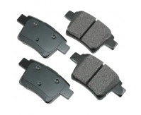 Premium Low Dust Brake Pads PACT1071