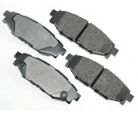 Premium Low Dust Brake Pads PACT1114