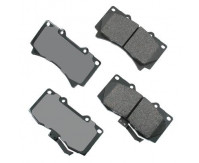 Premium Low Dust Brake Pads PACT1119