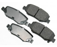 Premium Low Dust Brake Pads PACT1274