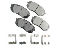 Premium Low Dust Brake Pads PACT1295