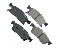 Premium Low Dust Brake Pads PACT1455