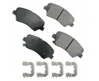 Premium Low Dust Brake Pads PACT1543A
