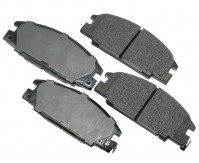Premium Low Dust Brake Pads PACT363