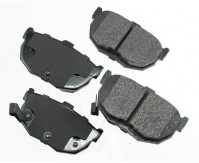 Premium Low Dust Brake Pads PACT464