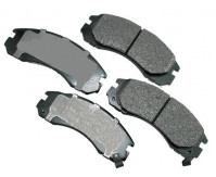 Premium Low Dust Brake Pads PACT530