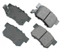 Premium Low Dust Brake Pads PACT537