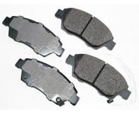 Premium Low Dust Brake Pads PACT621