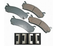 Premium Low Dust Brake Pads PACT785