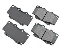 Premium Low Dust Brake Pads PACT799