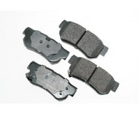 Premium Low Dust Brake Pads PACT863