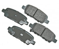 Premium Low Dust Brake Pads PACT905