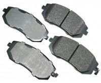 Premium Low Dust Brake Pads PACT929