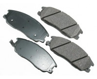 Premium Low Dust Brake Pads PACT955