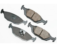 Premium Low Dust Brake Pads PEUR322