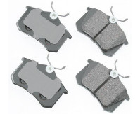 Premium Low Dust Brake Pads PEUR340A