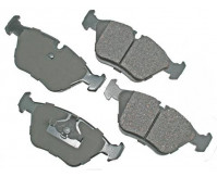 Premium Low Dust Brake Pads PEUR394A