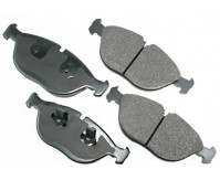 Premium Low Dust Brake Pads PEUR682