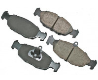 Premium Low Dust Brake Pads PEUR688A