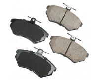 Premium Low Dust Brake Pads PEUR696