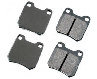 Premium Low Dust Brake Pads PEUR709