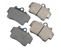 Premium Low Dust Brake Pads PEUR737