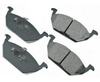Premium Low Dust Brake Pads PEUR768