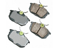 Premium Low Dust Brake Pads PEUR838