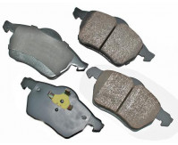 Premium Low Dust Brake Pads PEUR840A