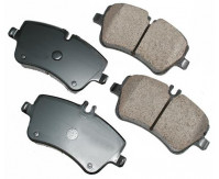 Premium Low Dust Brake Pads (Pad Wear Sensor Required) PEUR872
