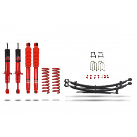 PX Ranger/BT50 2011-2015 Stage 3 Suspension Kit To Suit Single Cab 915002-1