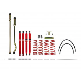 "Pedders 4"" Lift Kit 1990-1992 FJ80-HDJ80 Non ABS 919047-1"